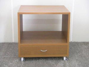 オーダー家具制作事例0485:リビングラック2段(幅60x奥45x高60)
