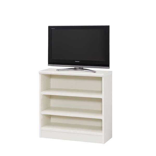 ハイタイプテレビ台 レギュラータイプ 幅オーダー/オープン(幅15-90x奥行31x高さ70)
