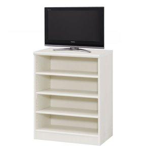 ハイタイプテレビ台 レギュラータイプ 幅オーダー/オープン(幅15-90x奥行31x高さ88.1)