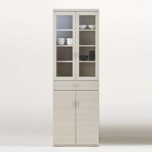 フナモコ キッチンボード SKS-60K/スマートキッチンSK(幅60.2x奥行44.5x高さ180cm/ホワイトウッド)