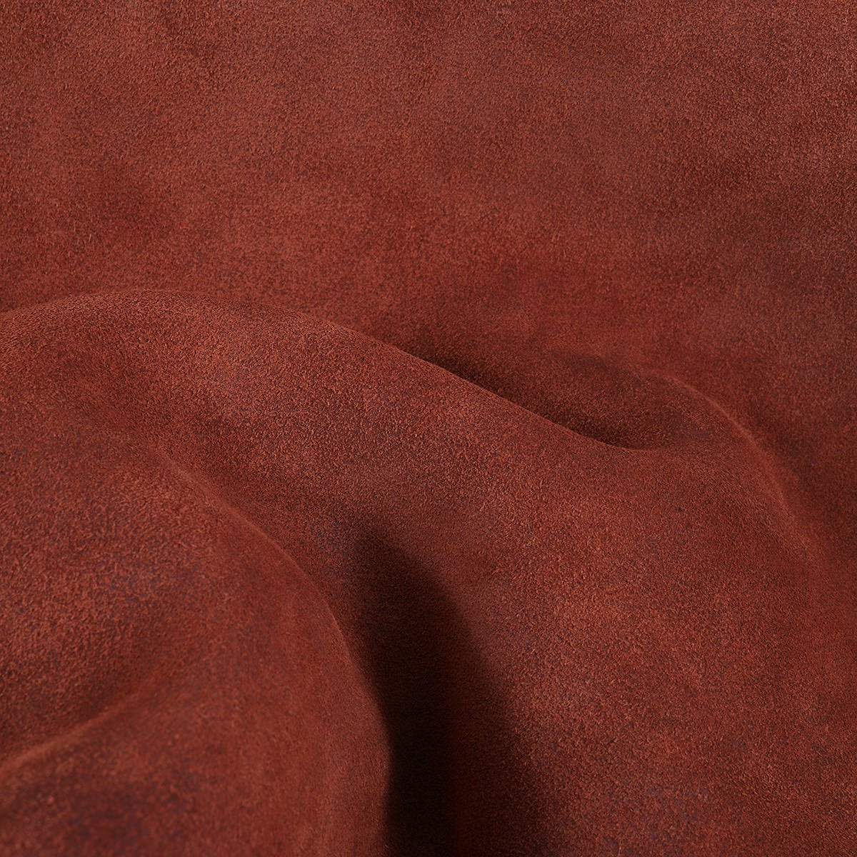HORWEEN LEATHER COMPANY CALICO SUEDE RUST 詳細画像4