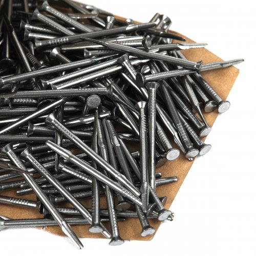 RUBBER HEEL WIRE CLINCH ONE POUND NAILS