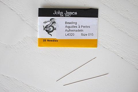 John James 針 #15