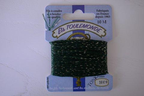 TONKIN刺繍糸#1009_Pine フランス製