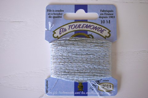TONKIN刺繍糸#1011_Sky Blue フランス製