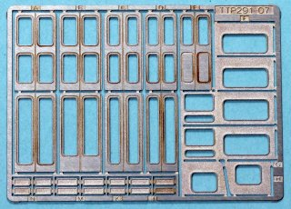【N】TTP291-07 パーツ集#7 RC/RE扉・戸袋窓