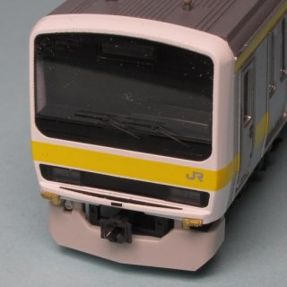 【N】TTD323A E231・209・OER1000系前面ステップ滑り止めデカール