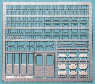 【N】TTP213-01 東急7200系手すりセットA