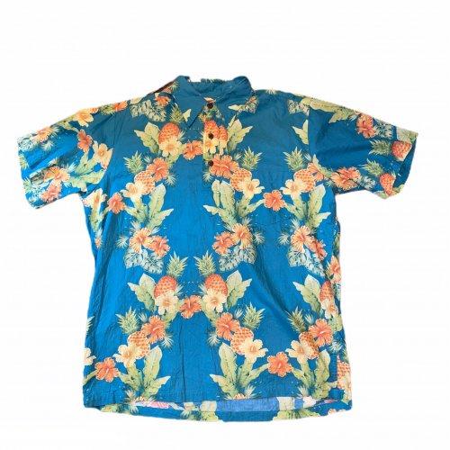 【古着/USED】reyn spooner Hawaiian Shirt M レインスプーナー アロハシャツ