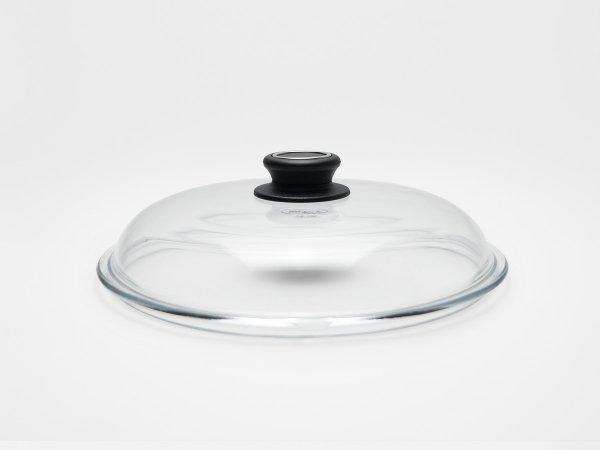 デッドストックガラス蓋 26cm