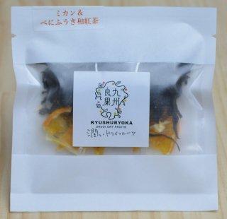 九州良果 フルーツティー2P ミカン