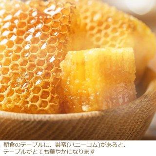 【お値打ち】カット巣蜜「有機リンデン」 430g