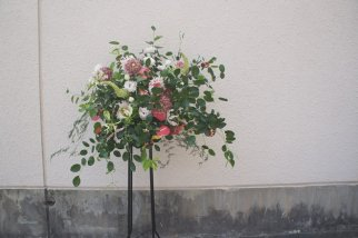 Flower stand arrangement#2