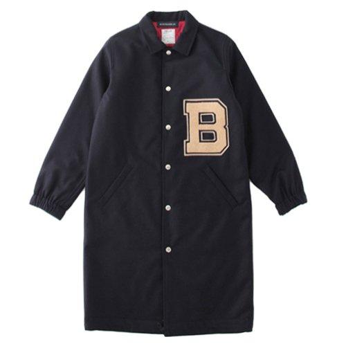 MADISONBLUE【マディソンブルー】 ウールフランネルロングコーチジャケット