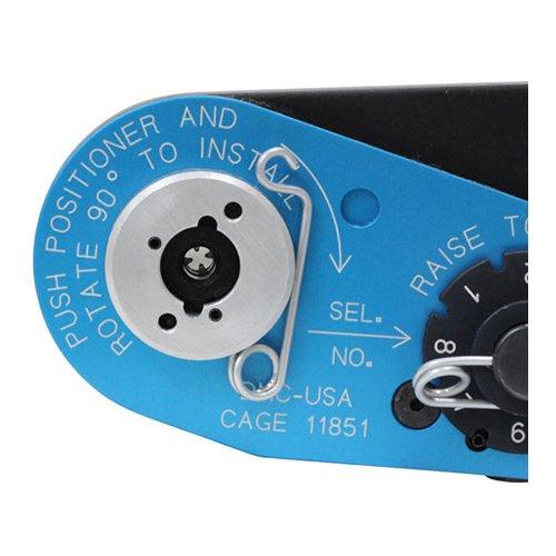 コンタクトピン圧着工具 M22520/2-01(AFM8)