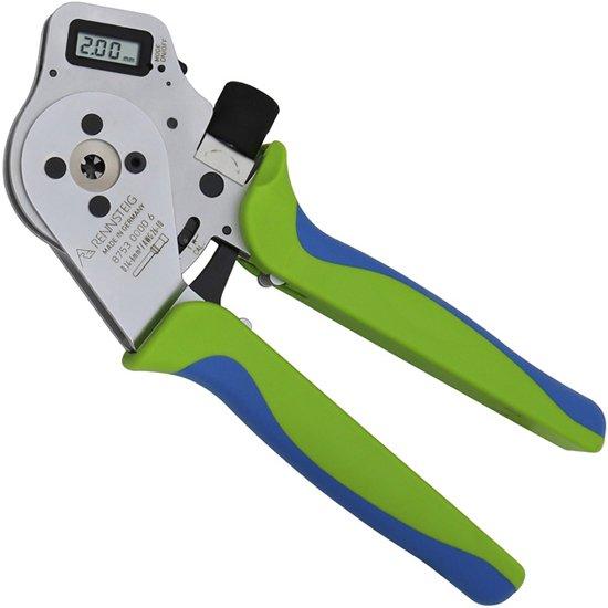 デジタル式圧着工具 PEW8.75-3