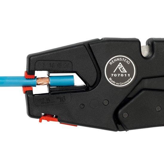 電線ストリップ工具 multistrip16(旧モデル)