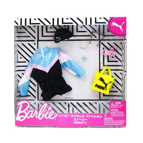 <img class='new_mark_img1' src='//img.shop-pro.jp/img/new/icons11.gif' style='border:none;display:inline;margin:0px;padding:0px;width:auto;' />BARBIE LICENSED FASHION STORYTELLING PACK 3 GJG31 BA