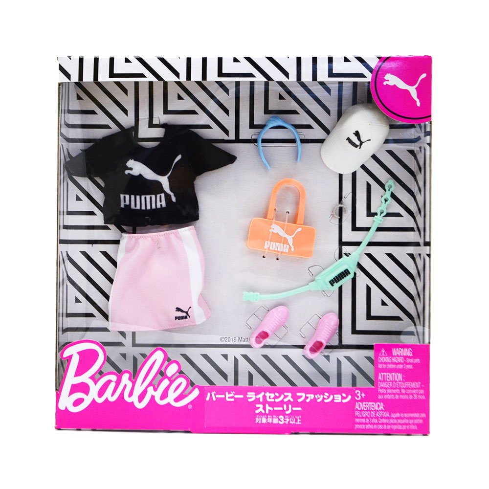 BARBIE LICENSED FASHION STORYTELLING PACK 4 GJG32 BA グッズ