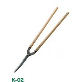 K-02 花吹雪 京型刈込鋏195mm<br>