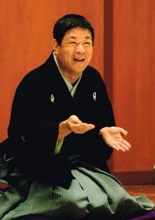 R02.03.19(木)亀戸文化センター 柳家さん喬独演会