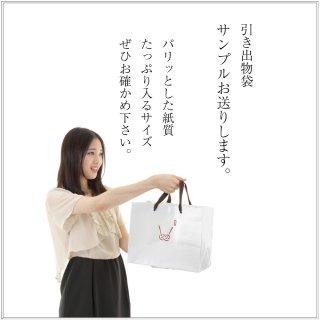 【送料無料】引き出物袋 2枚まで選べるサンプル
