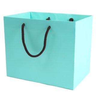 引き出物袋 ひすい色 中サイズ