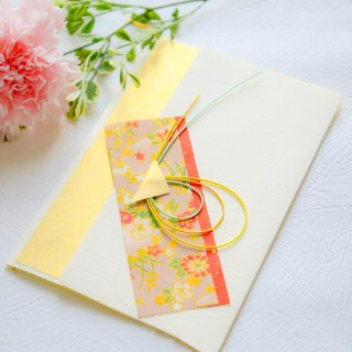 和風招待状 -春の香- 手作りキット 10枚セット