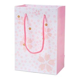 プチギフト用バッグ 桜