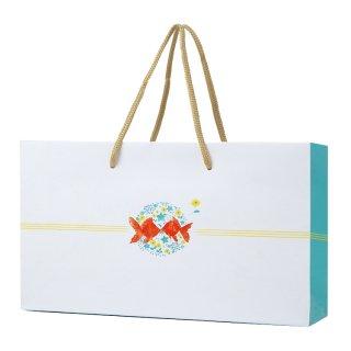 プチギフトバッグ「海のパーティー」金魚柄
