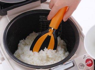 米研ぎしゃもじ