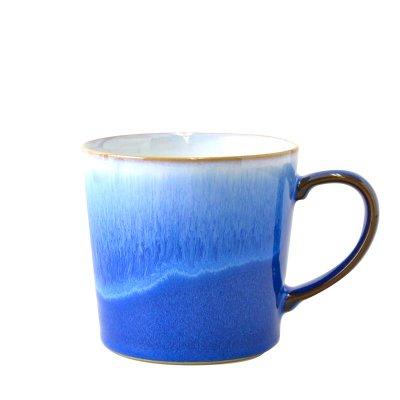英国産ストーンウェア『DENBY』 Blue Haze ラージマグ 350ml