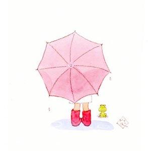 雨あがり<br>(プリント5枚・テキスト付)