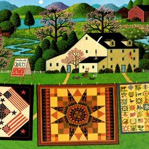 8セット限定<br>The Quiltmaker Lady<br>(カードのみ5枚)