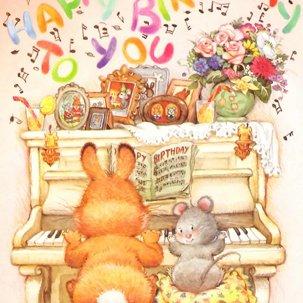 Happy Birthday!<br>(カードのみ7枚)