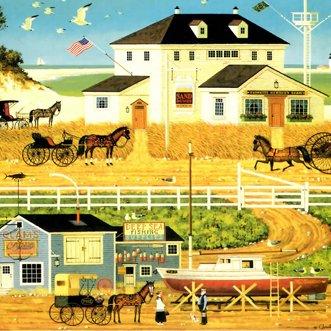 2セット限定<br>Pickwick Cottage<br>(カードのみ5枚)