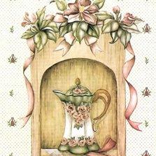 Three Teapots No.1 <br>(カードのみ5枚)