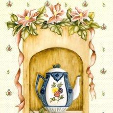 Three Teapots No.2<br>(カードのみ5枚)