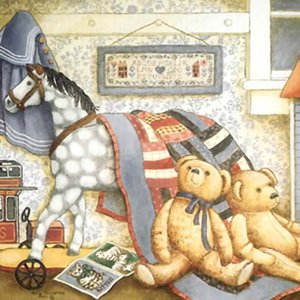 Teddy's Antiqe Horse<br>(カードのみ6枚)