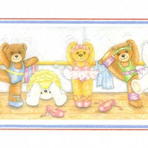 Ballet Bears<br>(プリントのみ6枚)