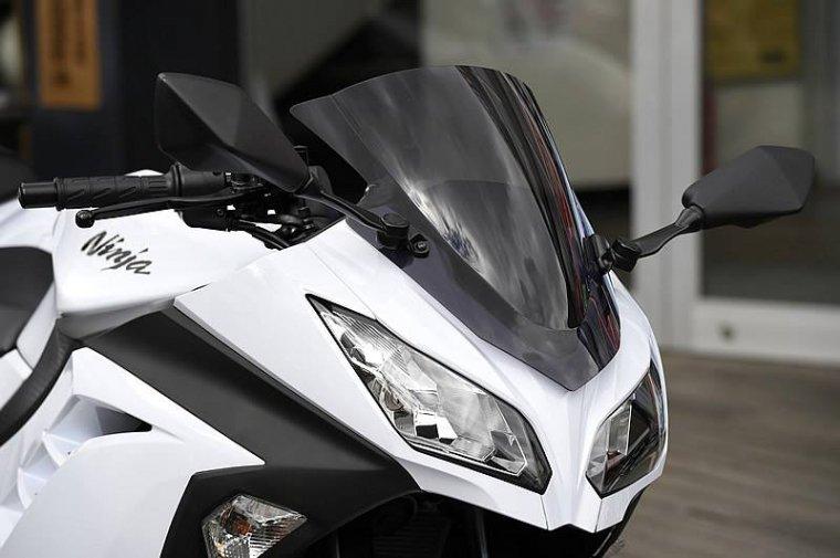 Kawasaki 13-16 Ninja250 スモークスクリーン