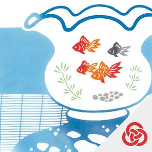 【Kenema】金魚