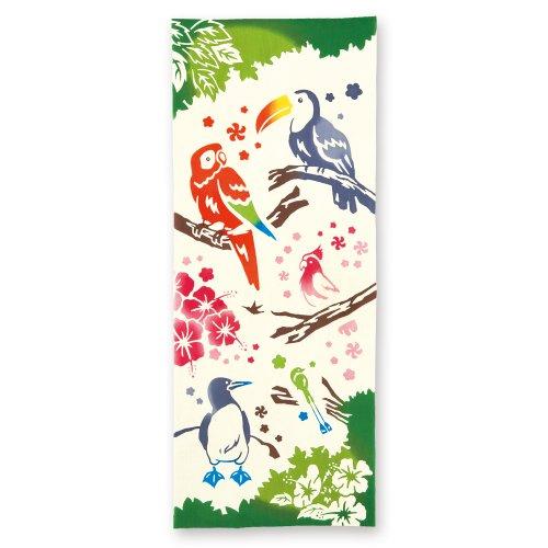 常夏の鳥達