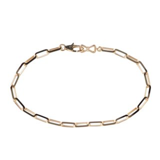 K18PG/ダイヤモンド/ブレスレット /BOW TIE/bracelet