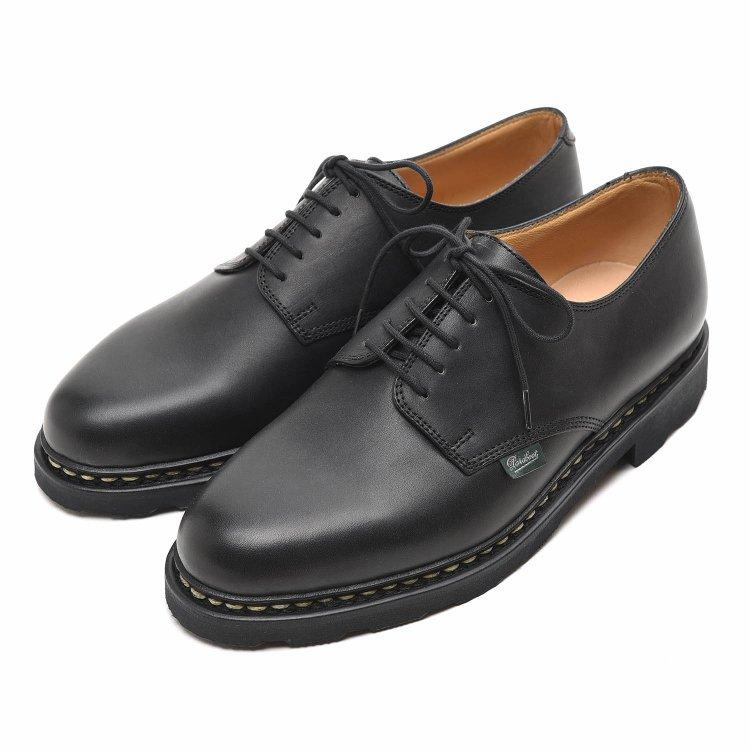 パラブーツ 703812 ARLES/GRIFF2 NOIRE LISカーフ 【ブラック】