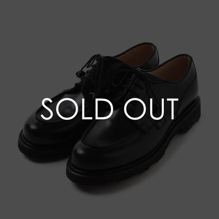 パラブーツ 170427 CHAMBORD/GRIFF GLOSS NOIR 【ブラック】