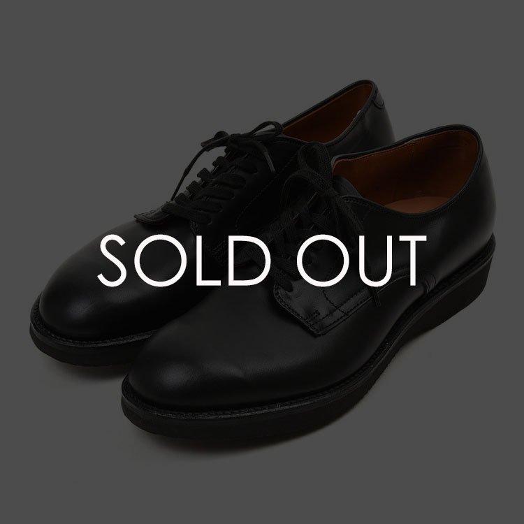 ALDEN (オールデン) 当店別注N6412 P-TOE クロムエクセル 【ブラック】