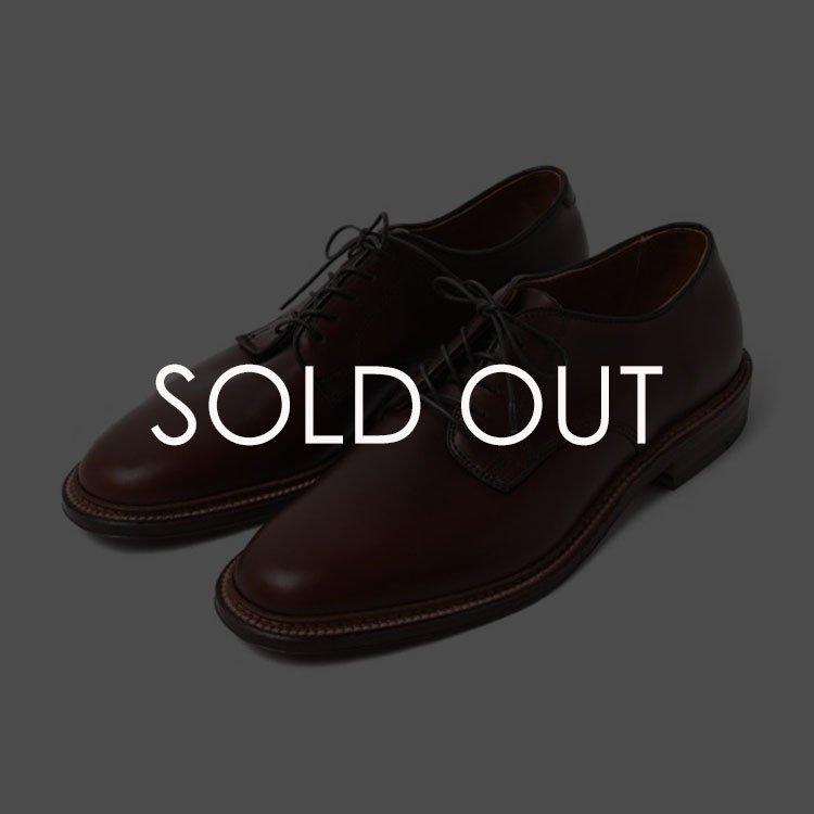 オールデン 29364F 5EYE UNLINED P-TOE OX クロムエクセル 【DBR】