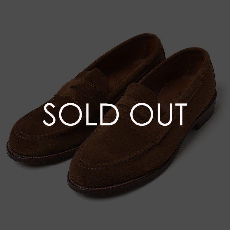 オールデン 10830F 当店別注 VANラスト スエード 【スナッフ】