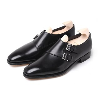 JOHN LOBB (ジョンロブ) CHAPEL 8000 MISTY CALF 【BLACK】Eウィズ